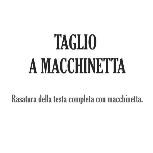 capelliMACCHINETTA